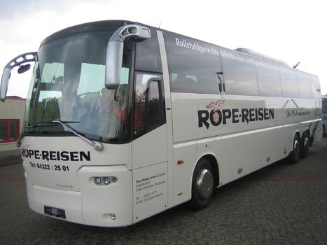 Rope Reisen Bus