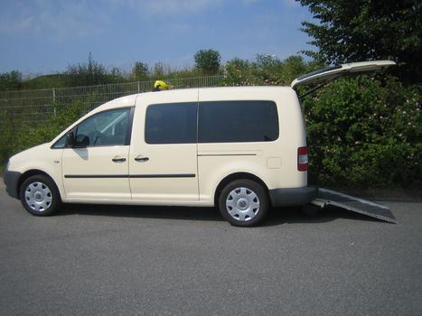 VW Caddy Maxi Life